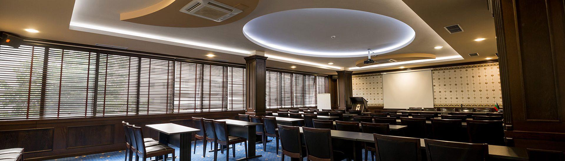 Grand Hotel Hebar - Conference Hall